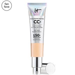 It cosmetics your skin but better MEDIUM
